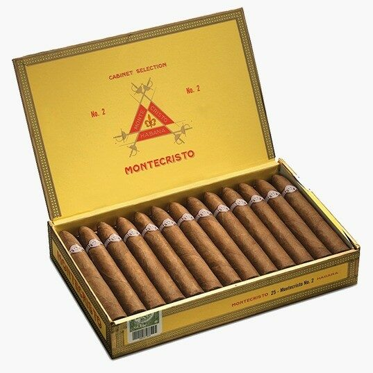 Montecristo No.2 HR Cigars