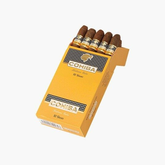 Cohiba Shorts Cigar