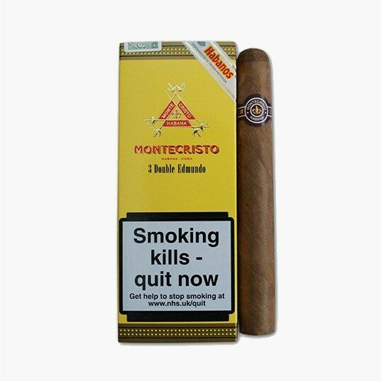 Montecristo Double Edmundo HR Cigar