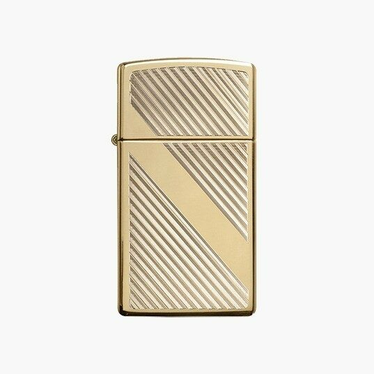 Zippo Lighters: Lines Design