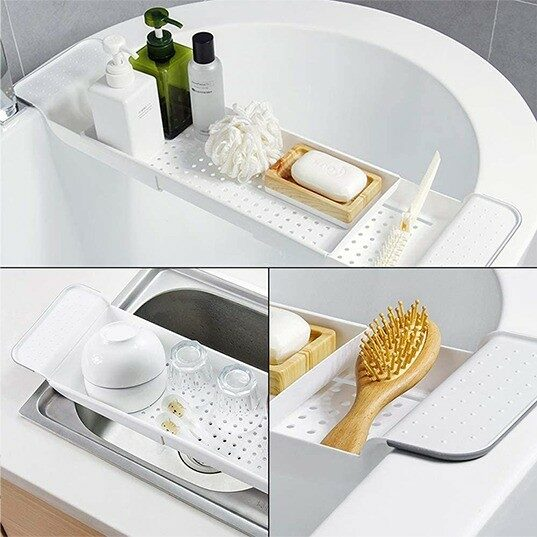 Bathtub and Kitchen Tray