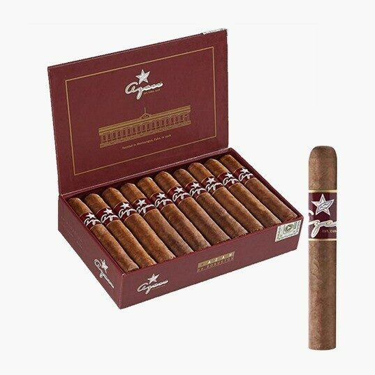 Azan Burgundy Robusto Cigars