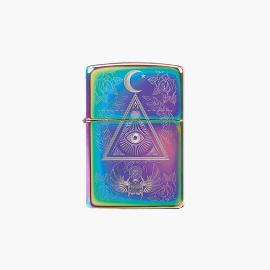 Zippo Lighters : Eye of Providence Design
