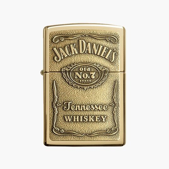 Jack Daniel's® High Polish Brass