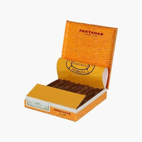 Partagas Club Cigars