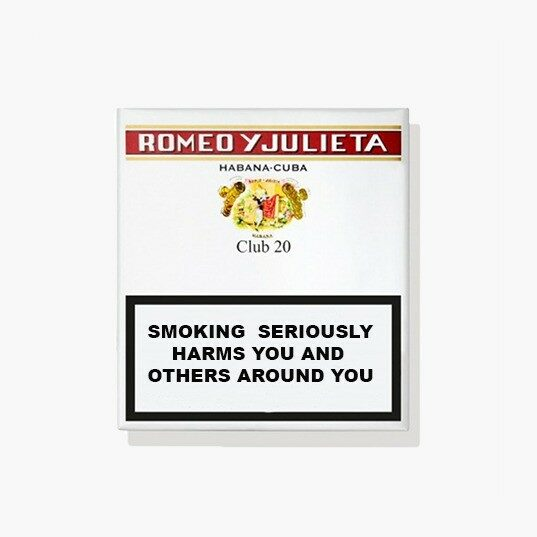 Romeo Y Julieta club cigars