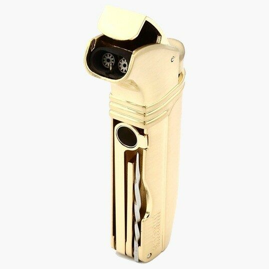 Adorini Puroso Double Jet Flame Cigar Lighter