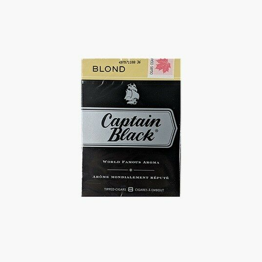 Captain Black Blonde