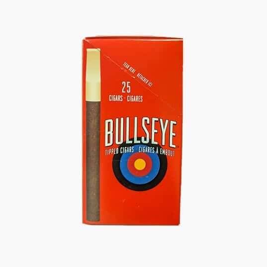 Bullseye Tipped Cigar