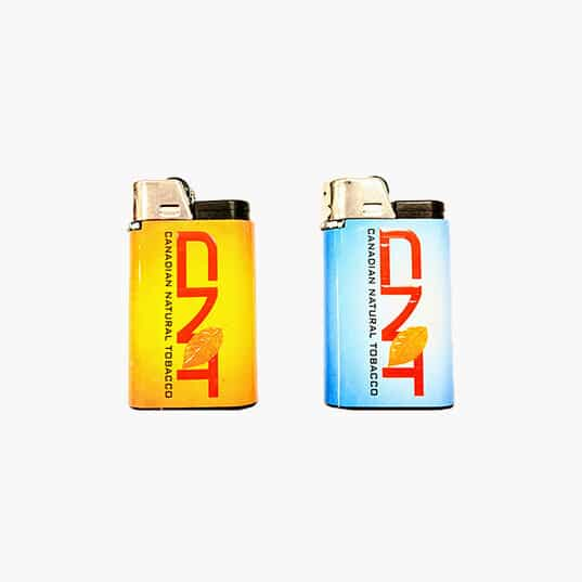 CNT Design Lighters