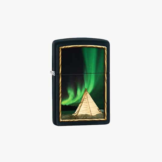 Zippo Souvenir Series: Northern Lights