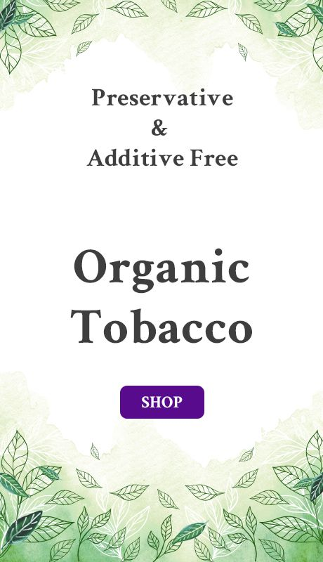 organic tobacco design