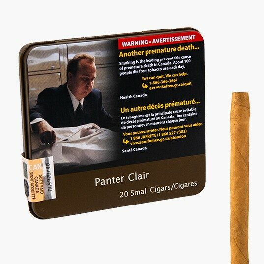 Panter Clair Cigars