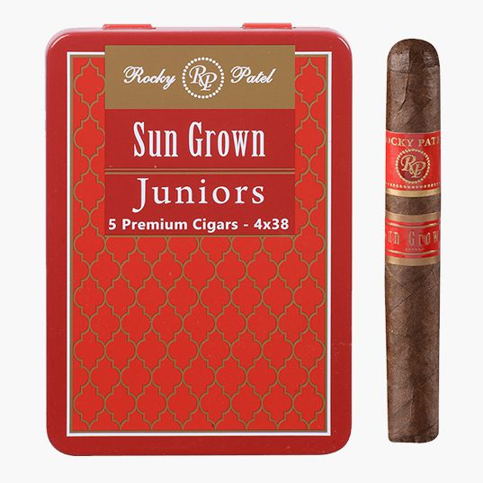 Rocky Patel Sun Grown Juniors